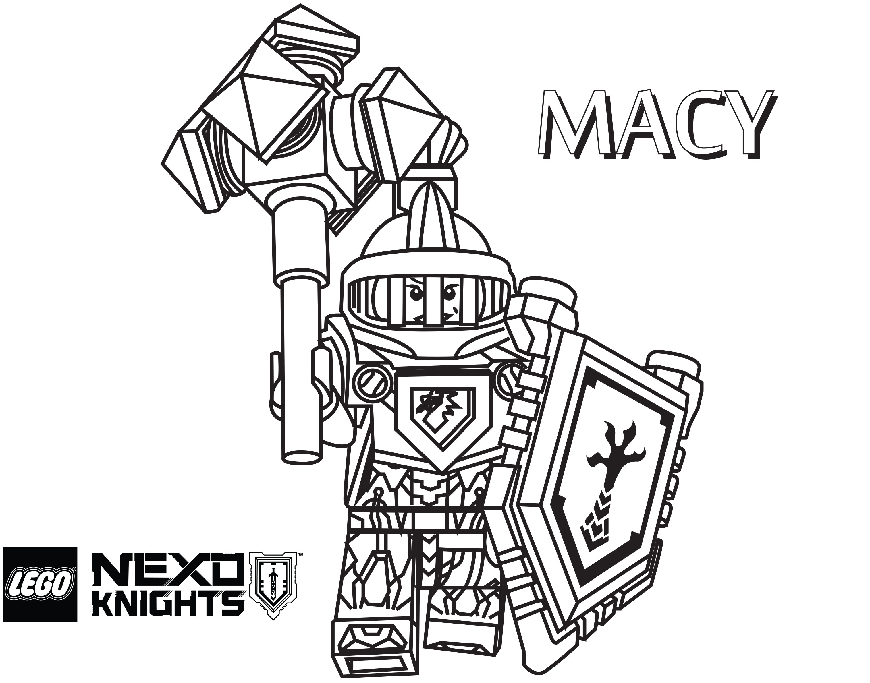 Ausmalbilder Ninjago Nexo Knights : 27 Lego Ninjago Coloring Pages Selection Free Coloring Pages Part 2