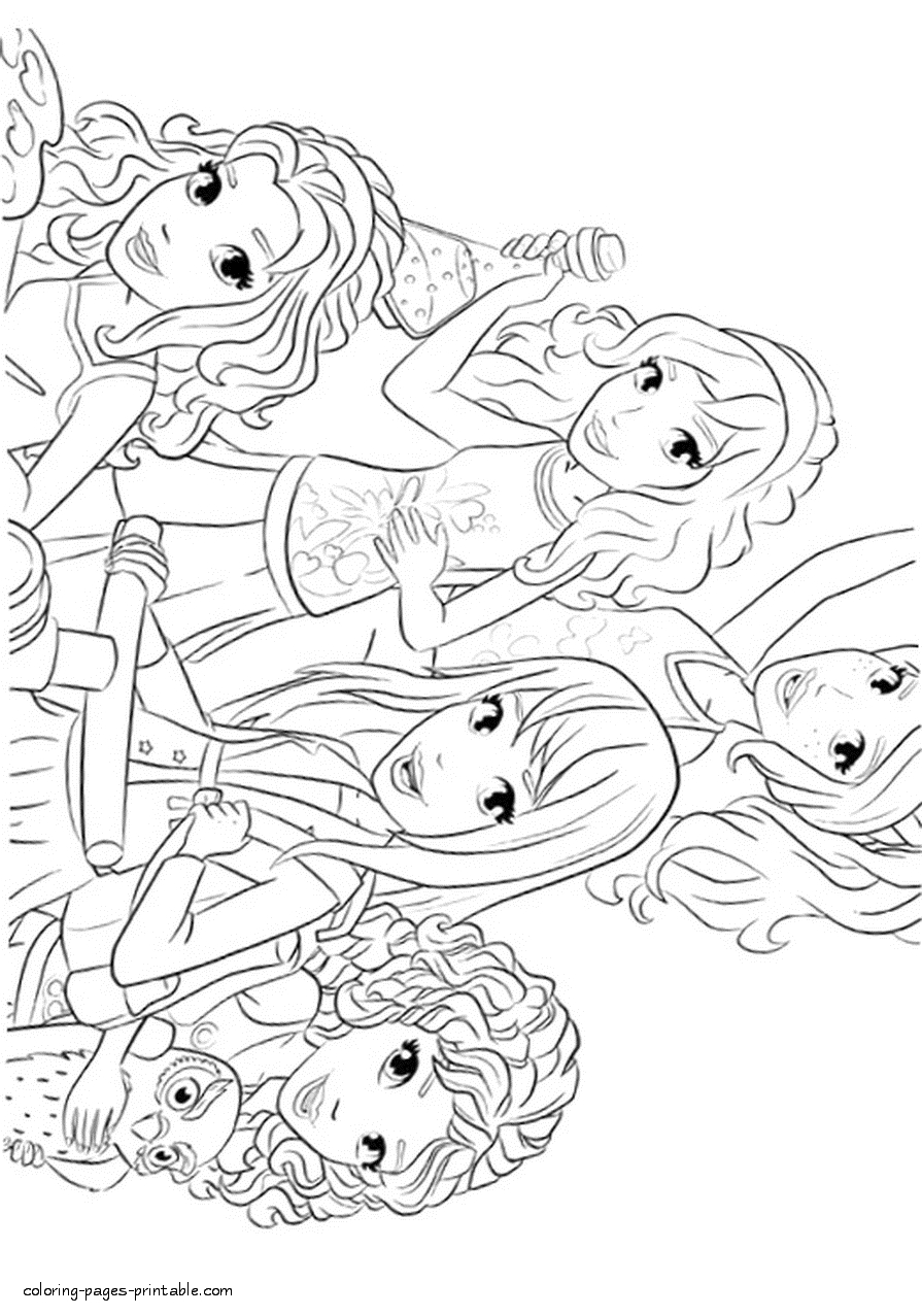 23 Lego Printable Coloring Pages Selection | FREE COLORING PAGES ...