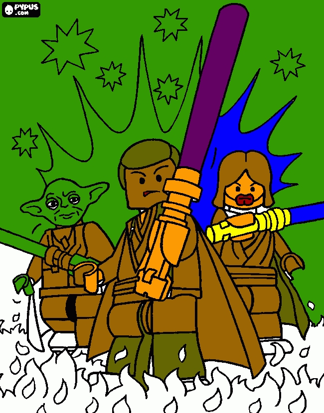 lego star wars coloring pages - coloring page lego star wars