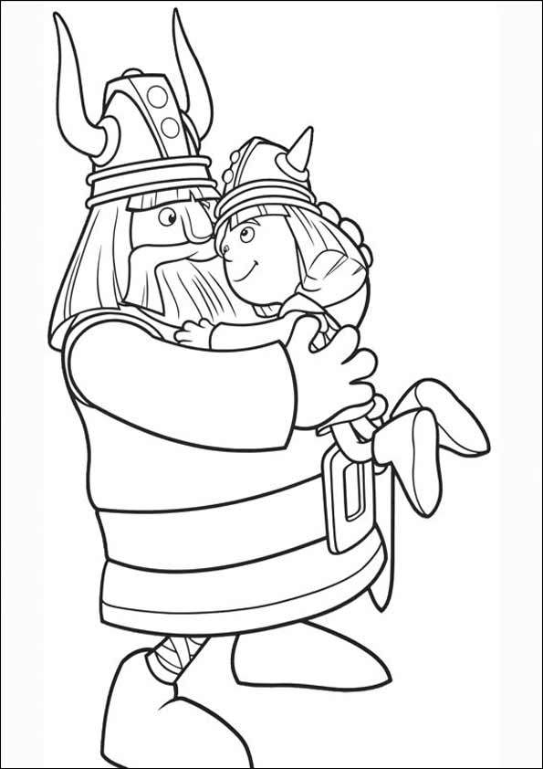 lego superman coloring pages - wickie 11