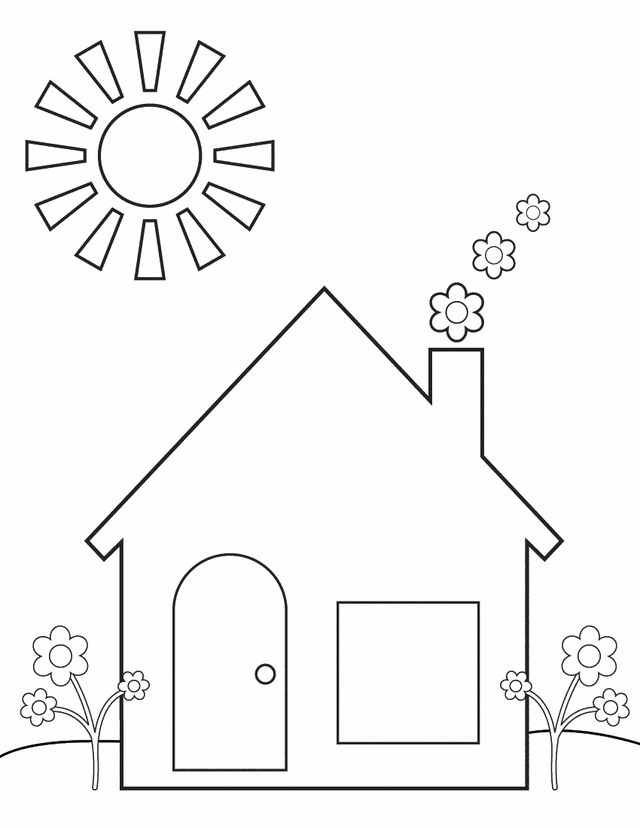 letter a coloring pages -