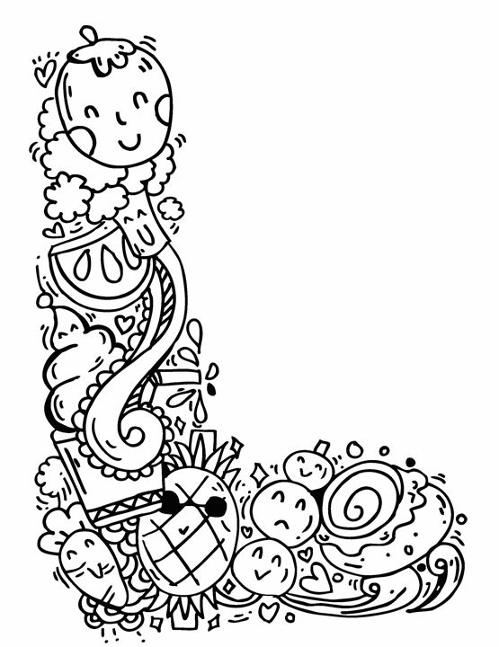 letter b coloring pages - elephantbell i=438 40
