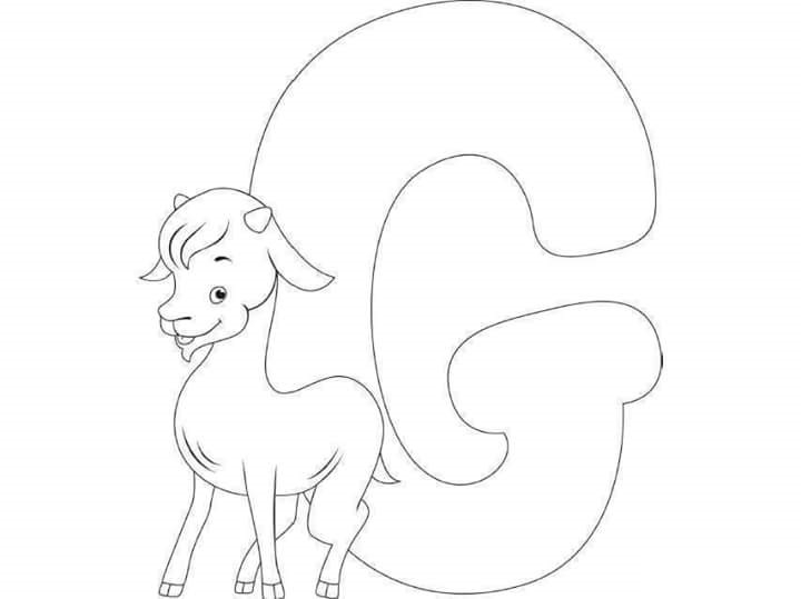 Colouring Pages Of Abc : Coloring pages lowercase alphabet uppercase and lowercase letters