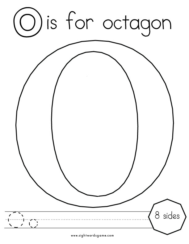 letter o coloring pages - q=o fancy letter