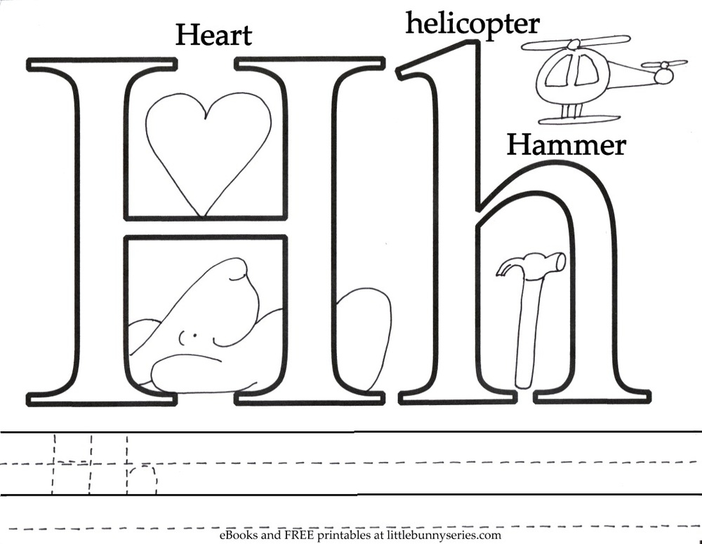 letter u coloring page - coloring pages 1