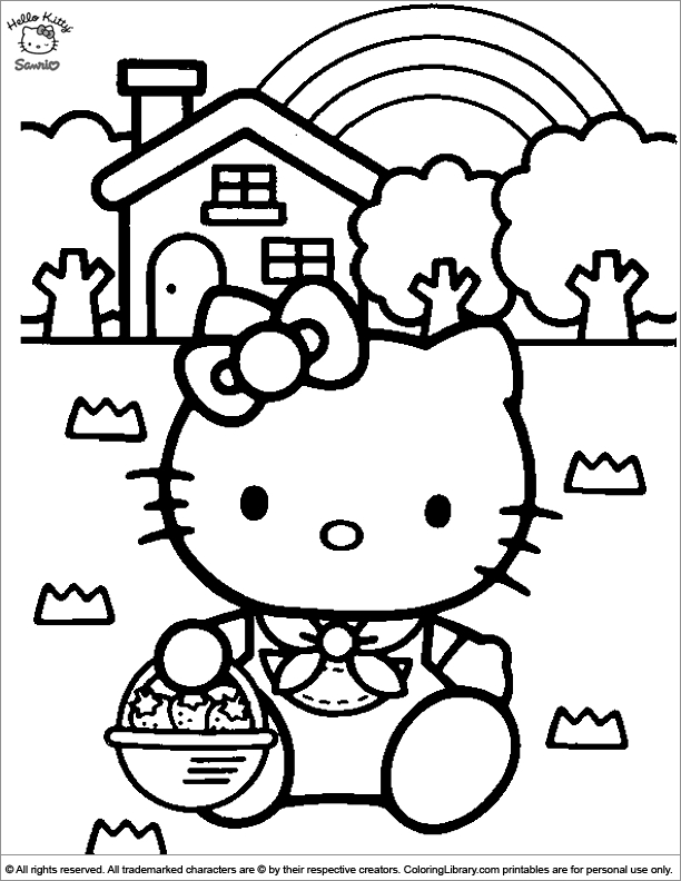 library coloring pages - page 868