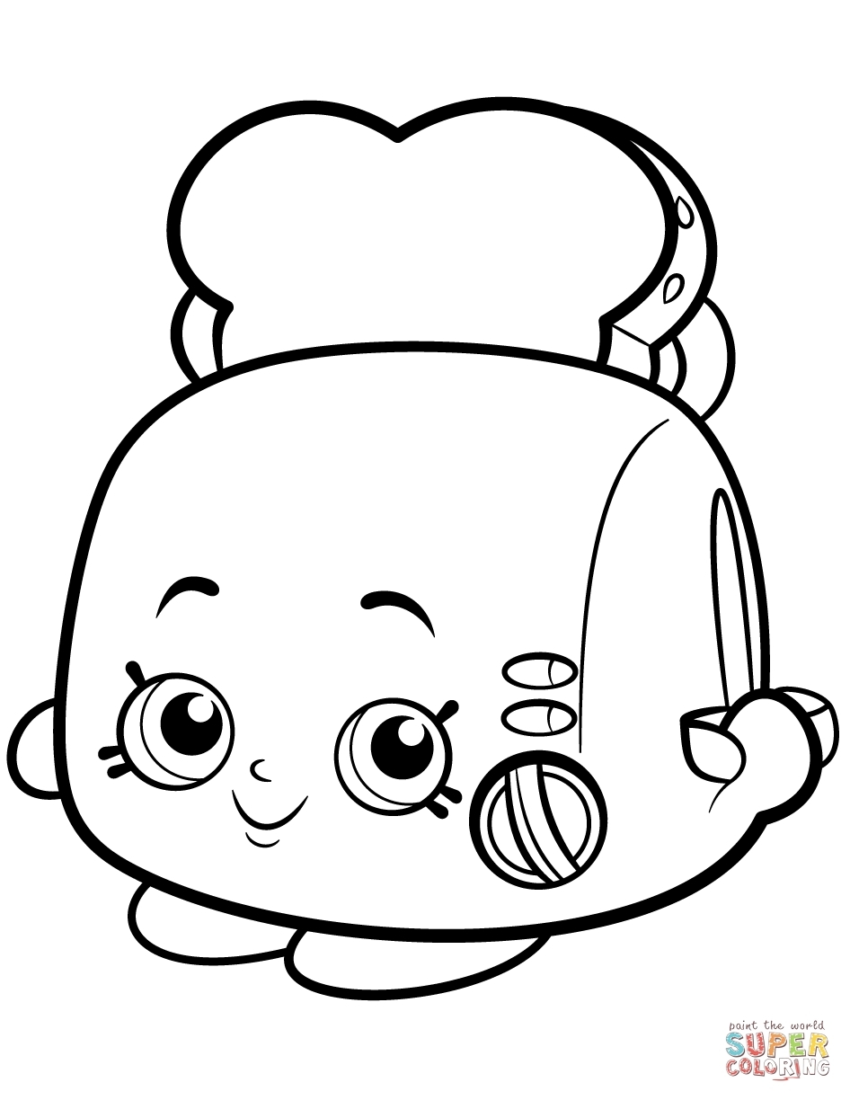 link coloring pages - shopkins coloring pages season 2 free 4
