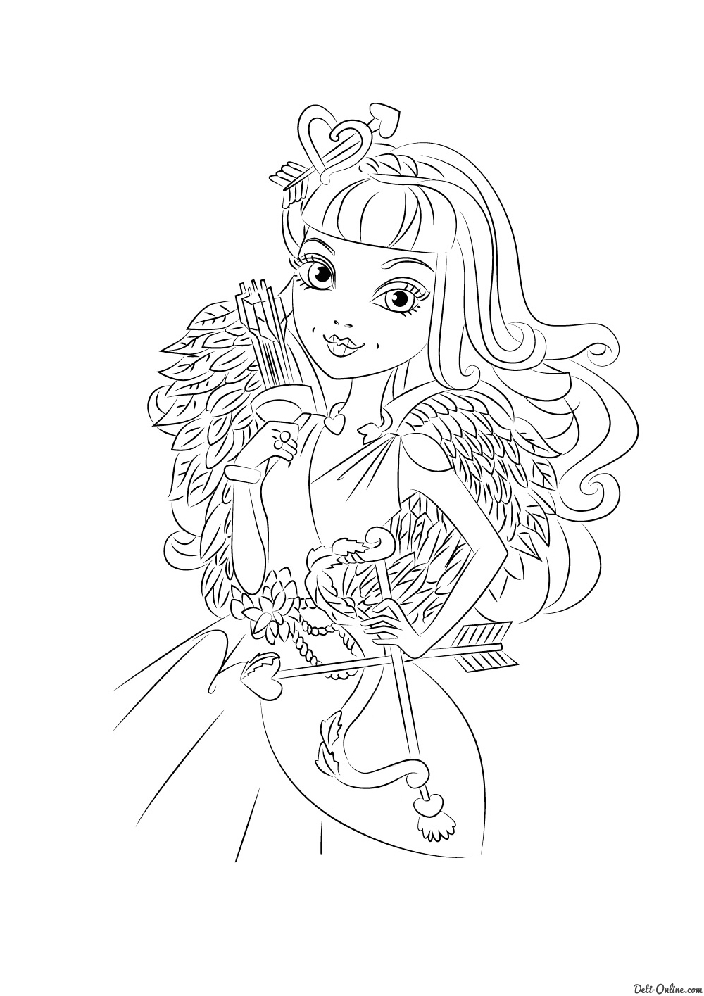 lisa frank coloring pages - 2629