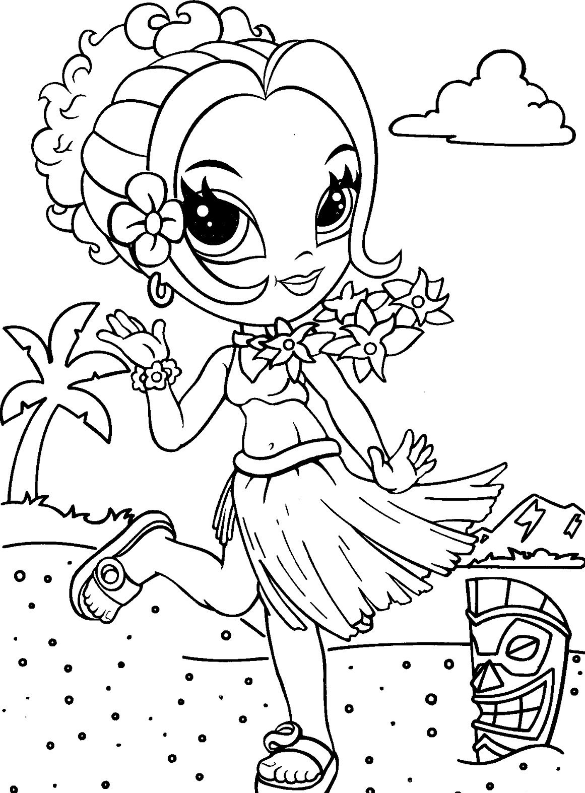 lisa frank coloring pages - coloring suite pages 3585