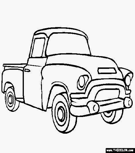 little blue truck coloring pages - little blue truck pages sketch templates