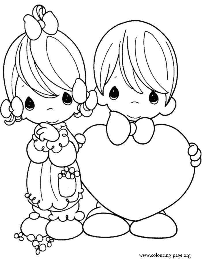 little boy coloring pages - love coloring 3