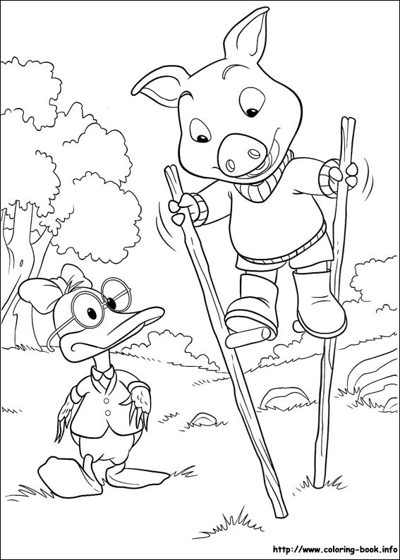 little einsteins coloring pages - coloring id=2058