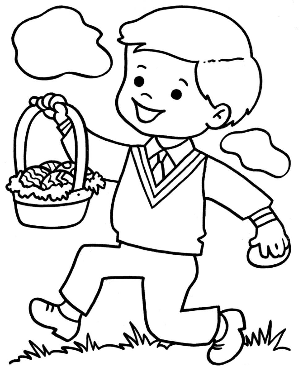 20 Little Kid Coloring Pages Pictures | FREE COLORING PAGES - Part 3
