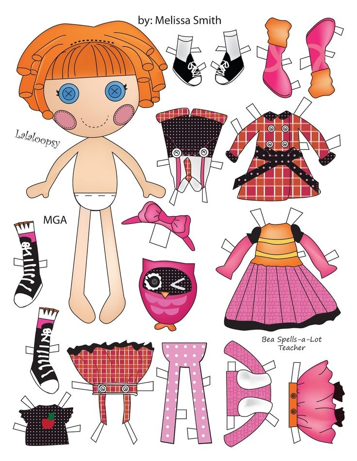 lol dolls coloring pages - lalaloppsy printables