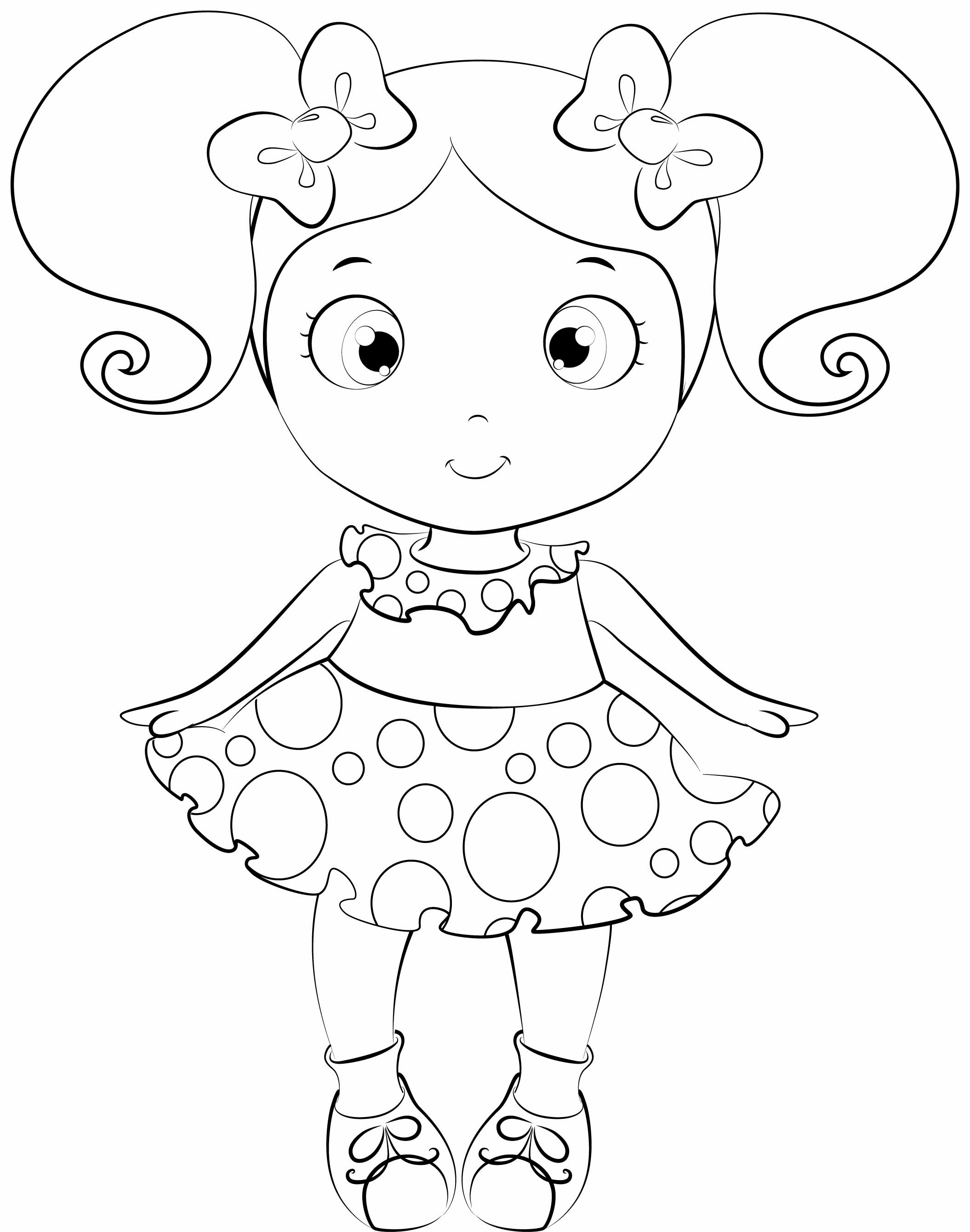 lol dolls coloring pages - best american girl doll coloring pages girls