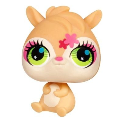 lps coloring pages - littlest pet shop hamster