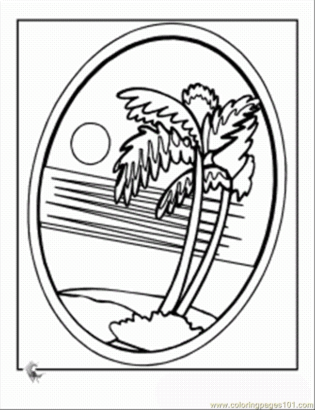 luau coloring pages - luau coloring page