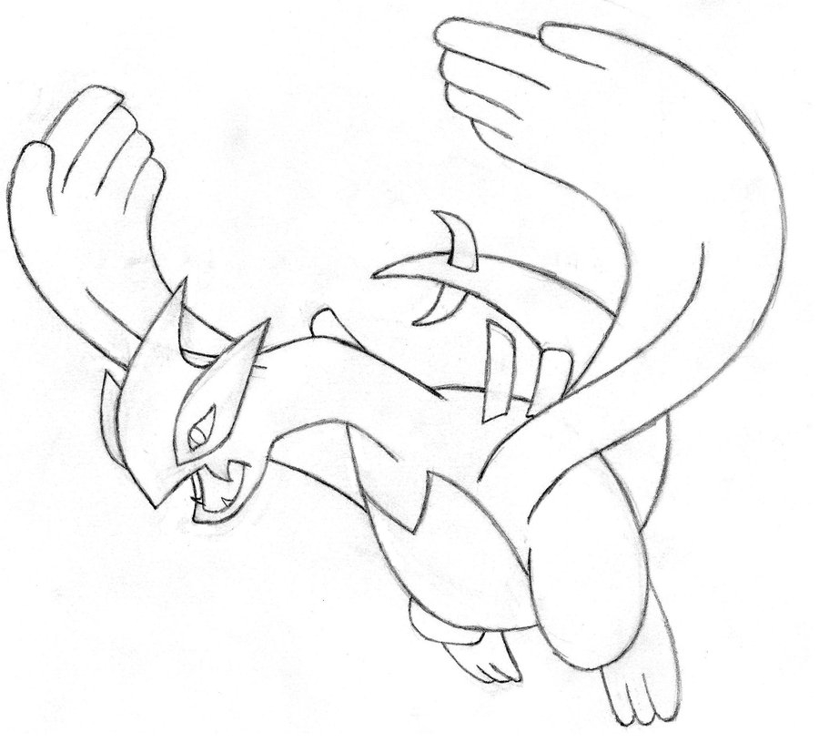 lucario coloring page - lugia pokemon coloring pages images