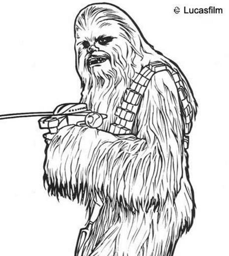 luke skywalker coloring page - star wars coloring pages
