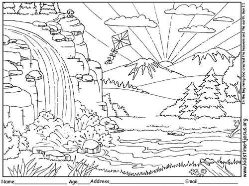 magical jungle coloring pages - drawing petition colouring pages