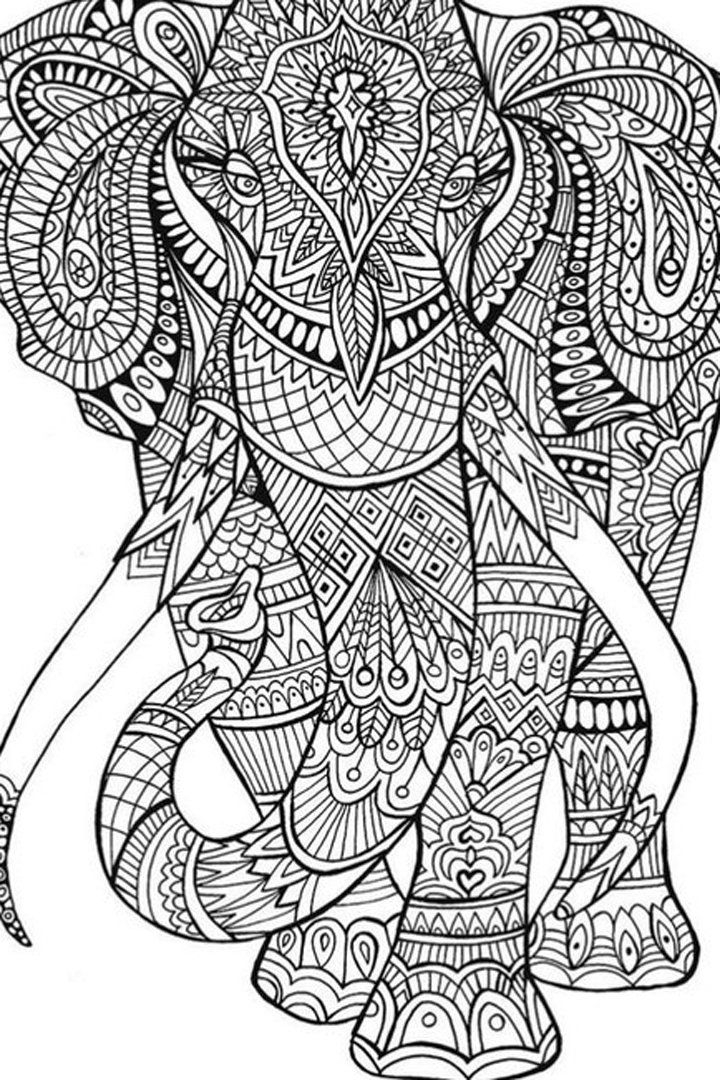 make a coloring page - adult coloring pages