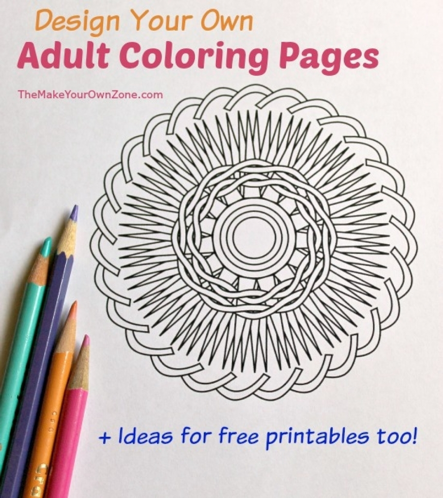 24 Make Your Own Coloring Pages with Words Images   FREE COLORING ...