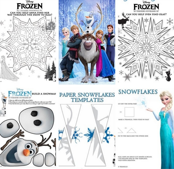 make your own coloring pages with your name on it - frozen birthday party ideas