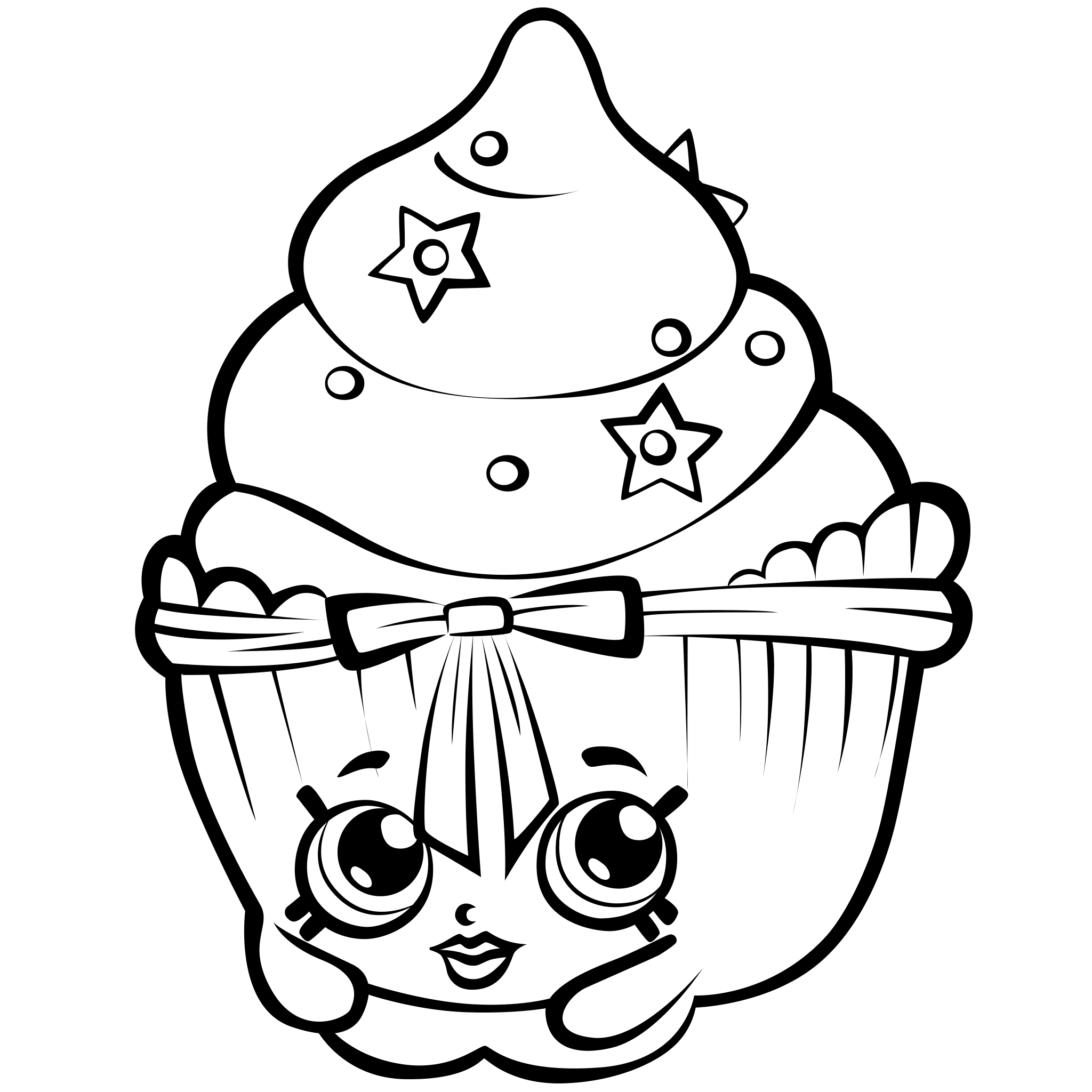 makeup coloring pages - shopkins makeup coloring page free 1