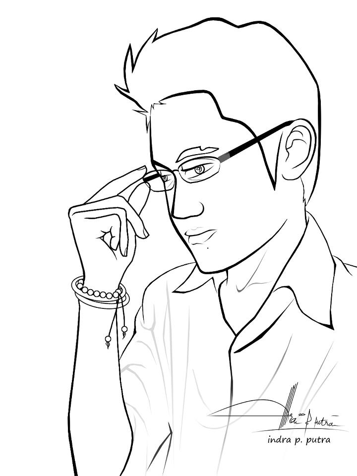 man coloring pages - q=man
