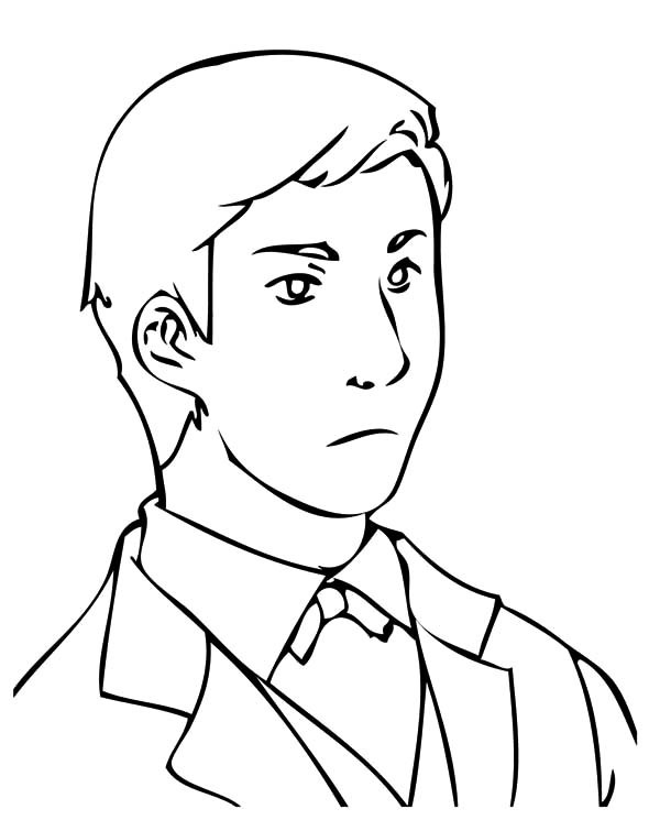man coloring pages - top 94 man coloring pages
