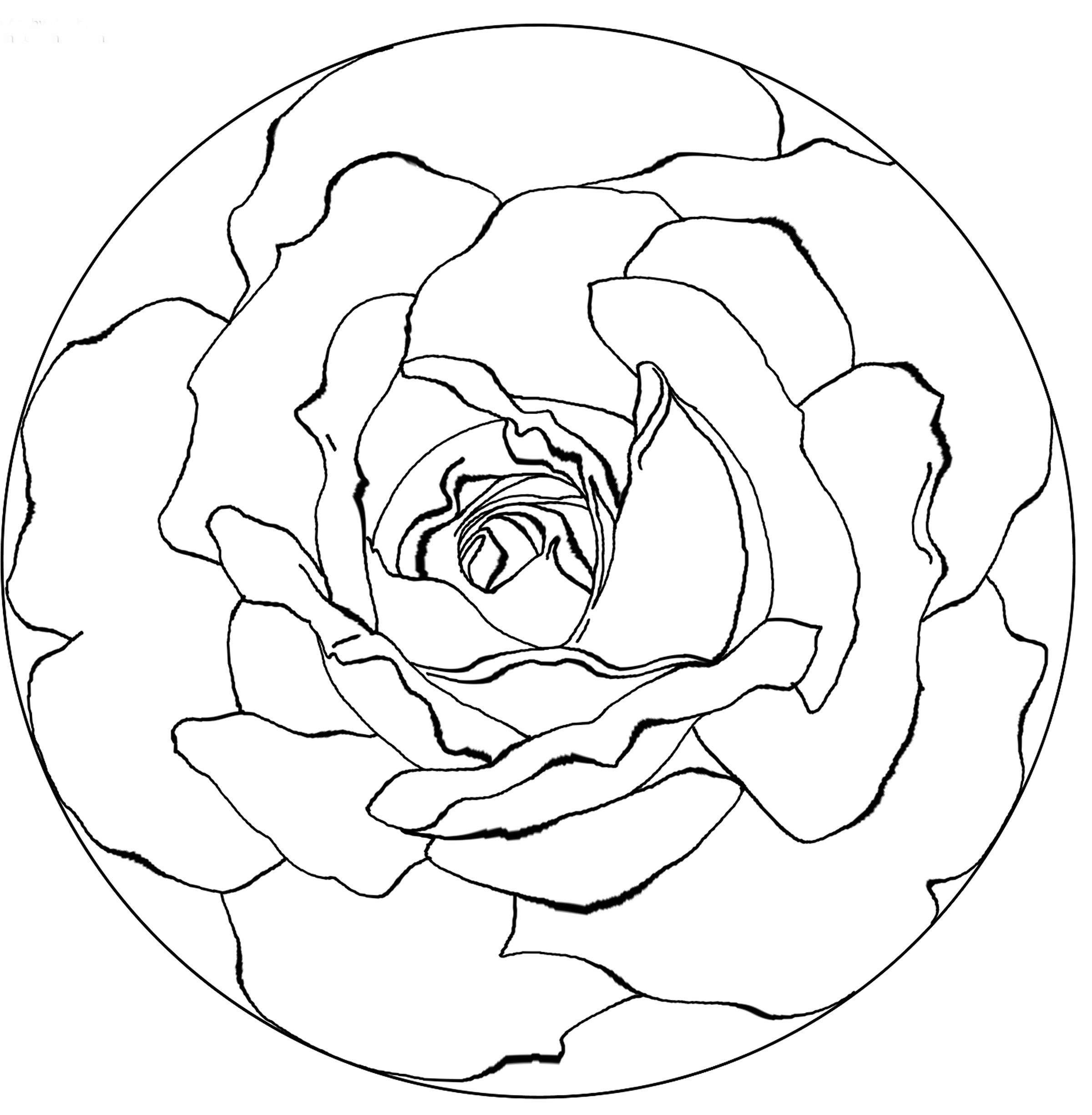 mandala coloring pages online - mandala coloring pages 11