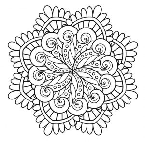 mandala coloring pages online - mandala gallery of art mandala coloring pages