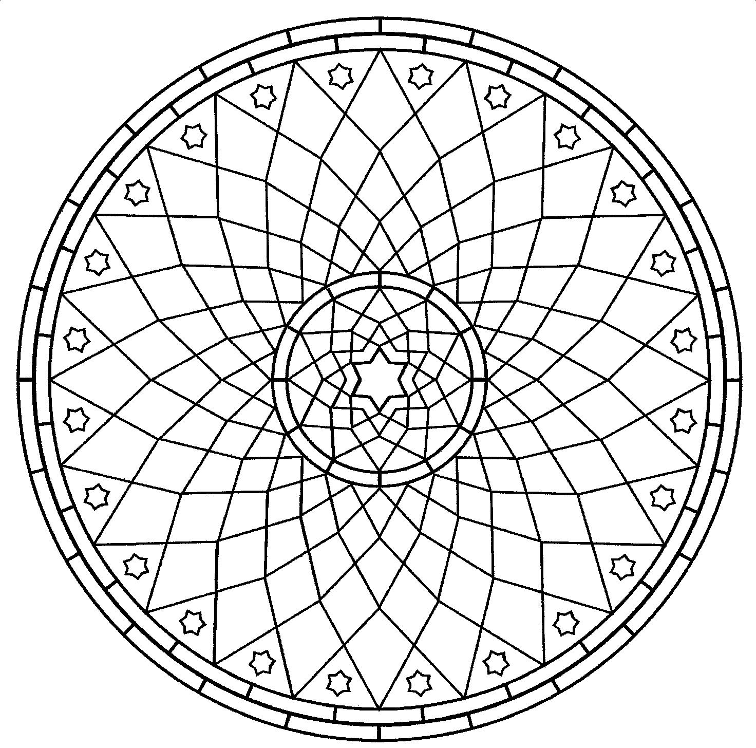 mandala coloring pages printable - mandala coloring pages
