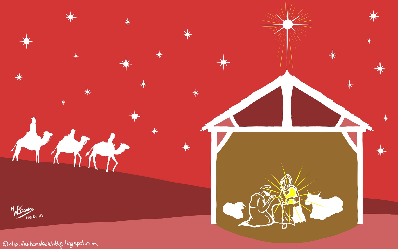 manger scene coloring page - freecoloringpagesite coloring pics nativity scene coloring 5 png