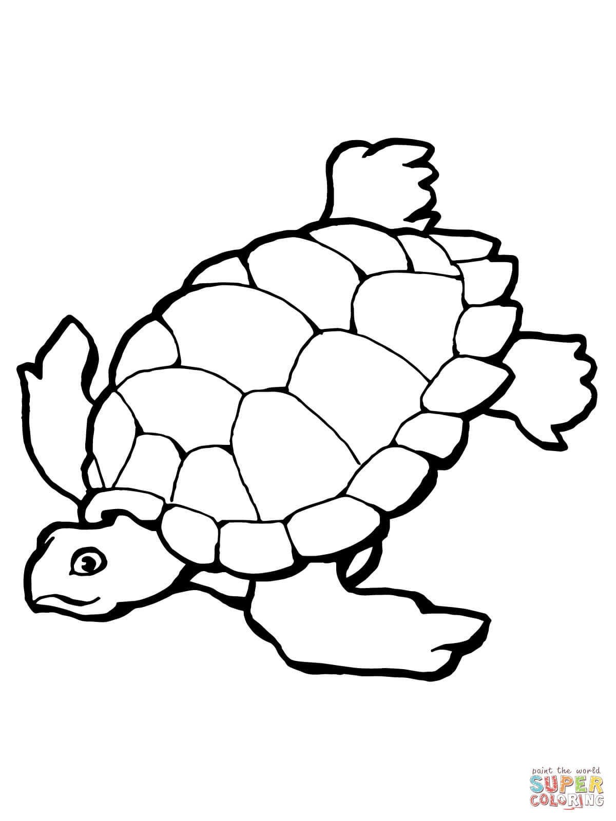 march coloring pages - coloring page of turtle swimming sea turtle coloring page free printable coloring pages