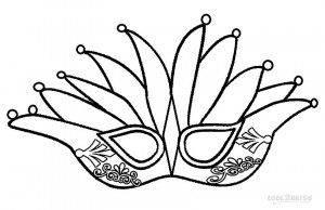 20 Mardi Gras Coloring Pages Collections | FREE COLORING PAGES - Part 3