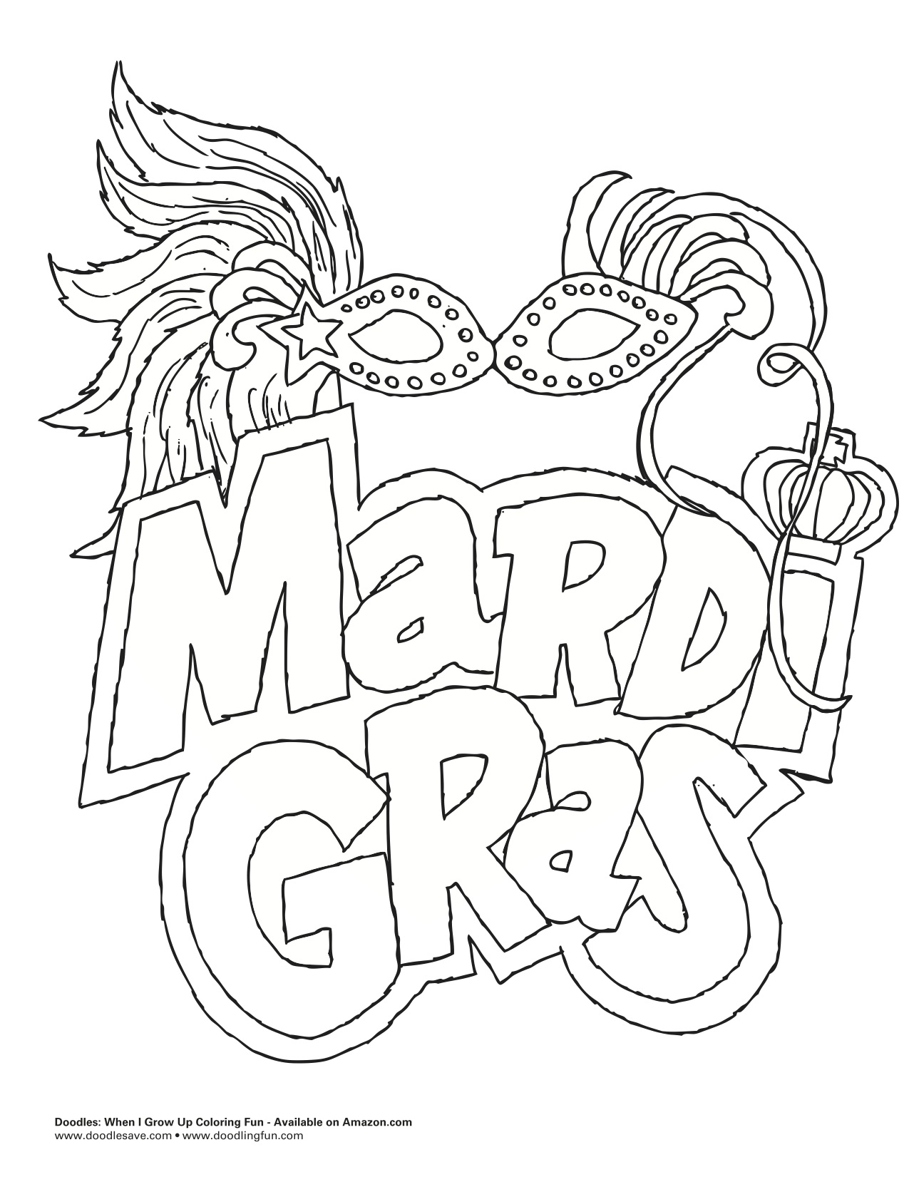 mardi gras mask coloring page - mardi gras masks coloring pages
