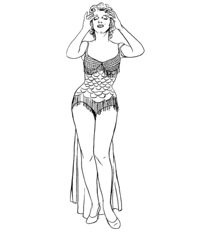 25 Marilyn Monroe Coloring Pages Collections FREE COLORING PAGES