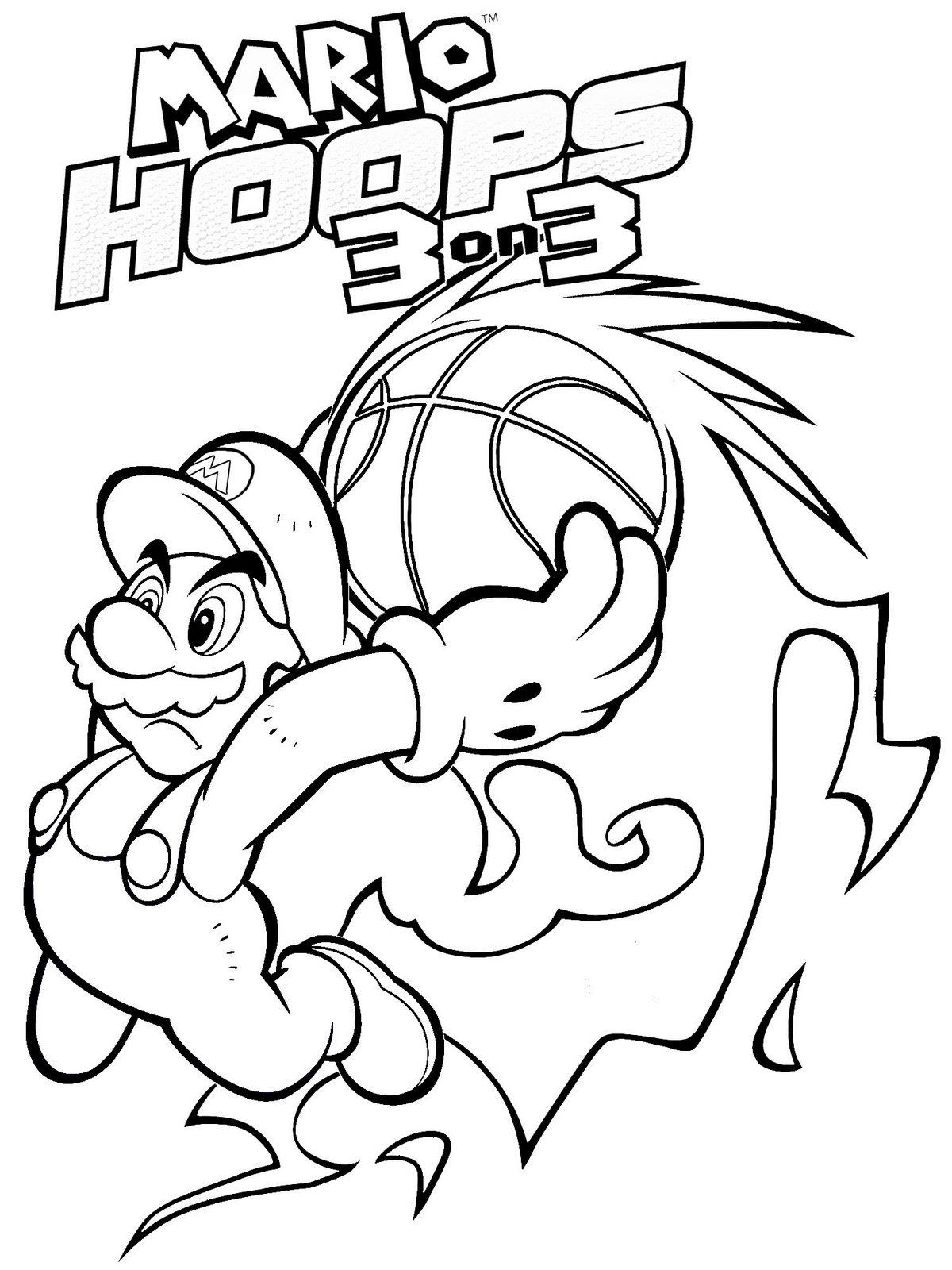 mario brothers coloring pages - super mario brothers coloring pages 2 sketch templates