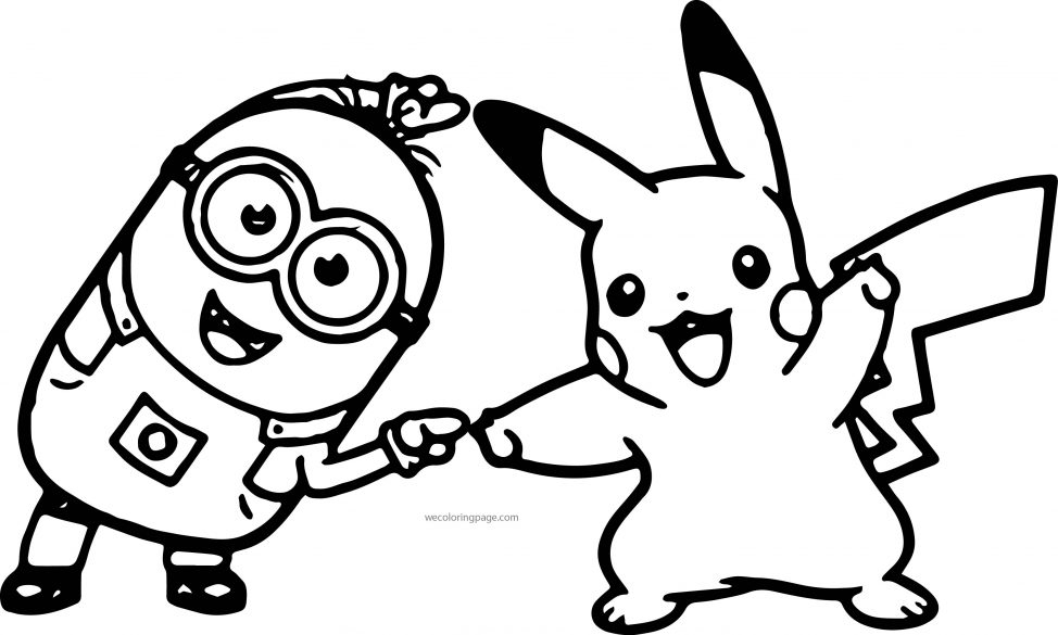 mario coloring pages online - minions and halloween coloring page