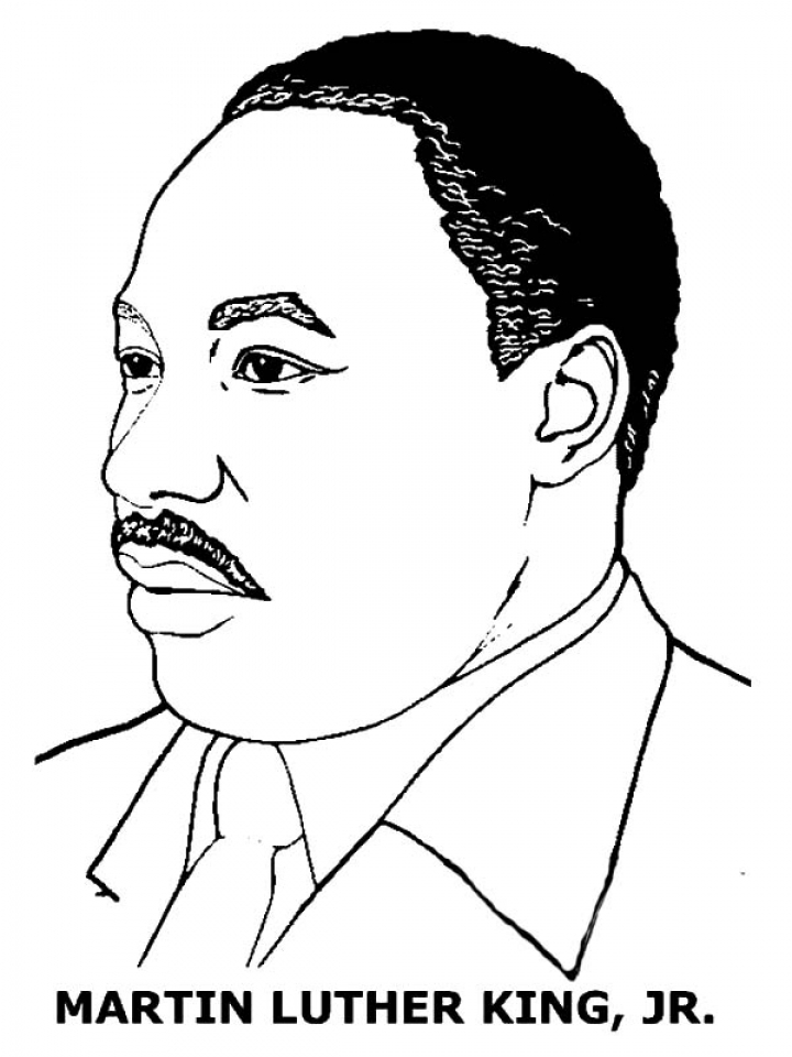 Martin Luther King Jr Coloring Pages - Get This Image Of Martin Luther King Jr Coloring Pages to