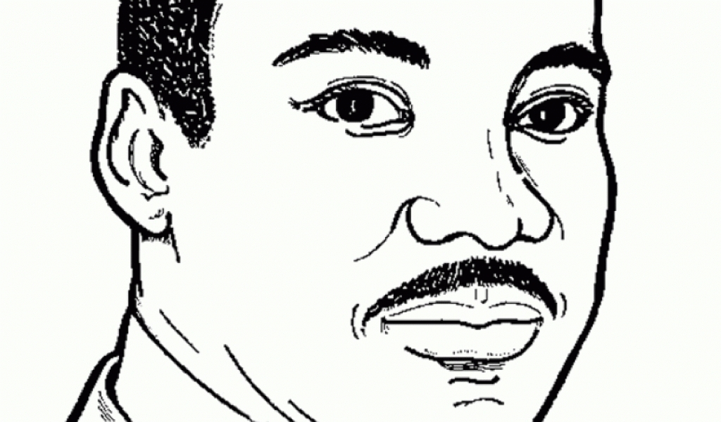 Martin Luther King Jr Coloring Pages Printable - Get This Printable Martin Luther King Jr Coloring Pages