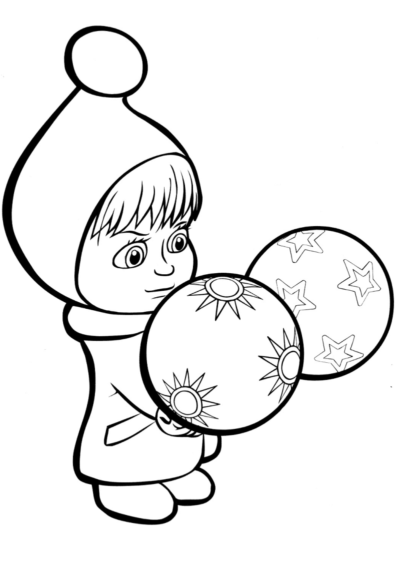24 Masha And The Bear Coloring Pages Pictures Free Coloring Pages