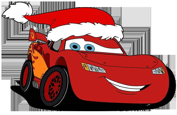 mater coloring pages - christmas8