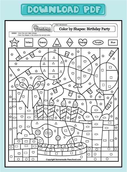 math coloring pages - free coloring pages of cake and math 2