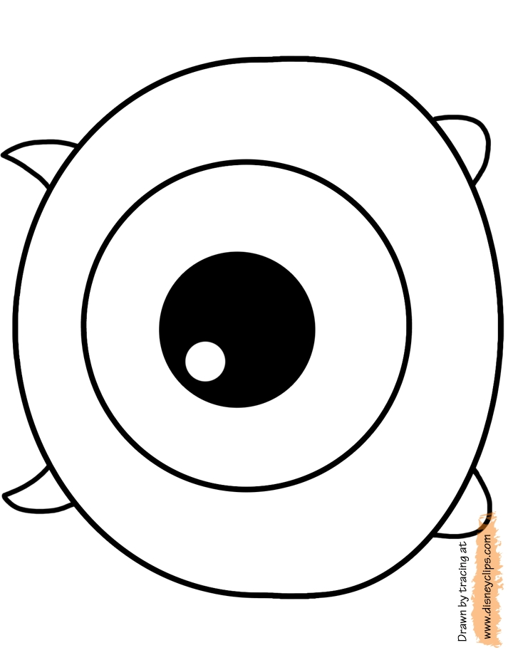 May Coloring Pages - Disney Tsum Tsum Coloring Pages 2