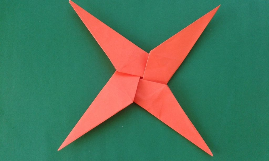 may coloring pages - origami ninja star youtube
