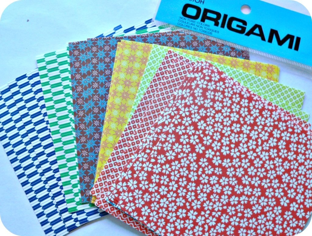 may coloring pages - pretty origami paper easy origami
