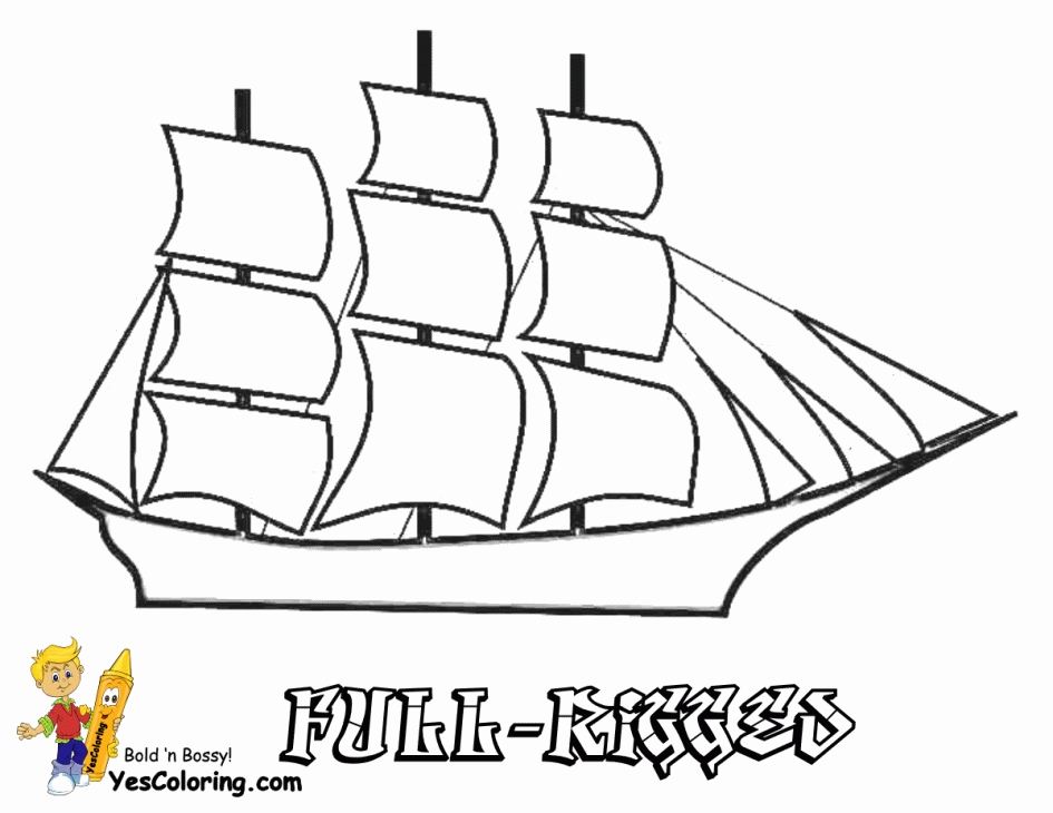 27 Mayflower Coloring Page Printable Free Coloring Pages