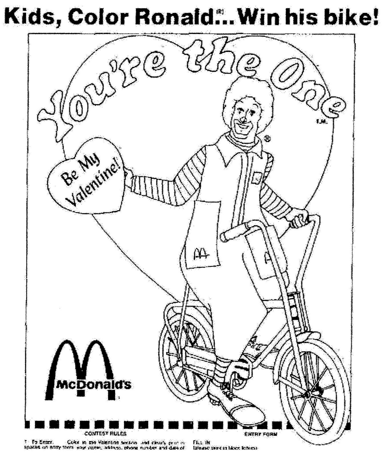 23 Mcdonalds Coloring Pages Images | FREE COLORING PAGES - Part 2